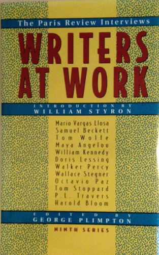 9780670843114: Plimpton George (Ed) : Writers at Work 9