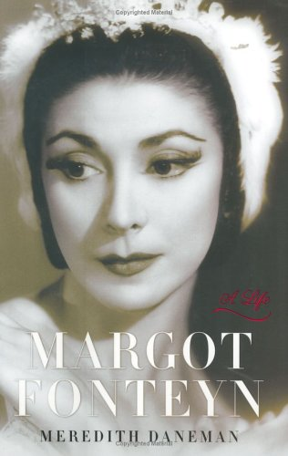 9780670843701: Daneman Meredith : Margot Fonteyn Biography (Us)