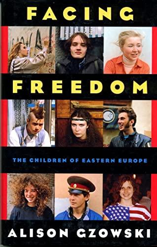 Facing Freedom: Alison Gzowski