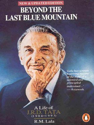 Beyond the Last Blue Mountain: the Authorised: Lala, R.D.