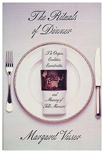 9780670844340: Rituals of Dinner