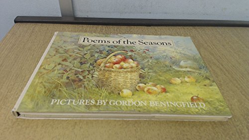 9780670845460: Poems of the Seasons