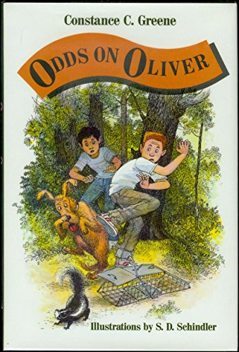 Odds on Oliver (0670845493) by Constance C. Greene