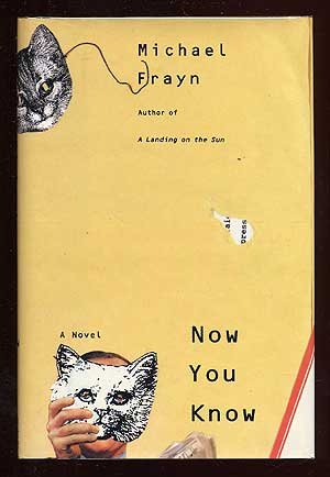 Now You Know (067084554X) by Frayn, Michael