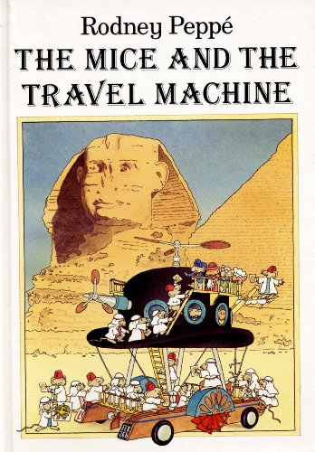 9780670845798: The Mice and the Travel Machine (Viking Kestrel Picture Books)