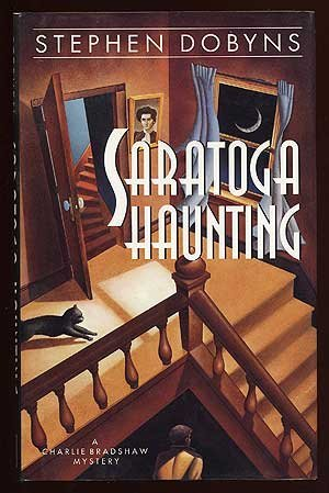 Saratoga Haunting (SIGNED): Dobyns, Stephen