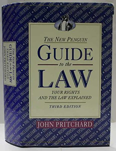9780670845903: The New Penguin Guide to the Law: Your Rights and the Law Explained