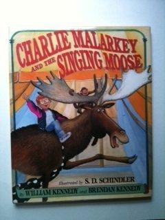9780670846054: Charlie Malarkey and the Singing Moose