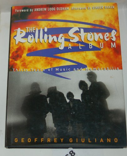 9780670846436: The Rolling Stones Album: Thirty Years of Music and Memorabilia