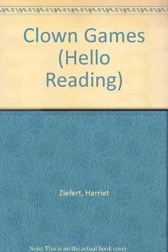 9780670846528: Clown Games (Hello Reading)