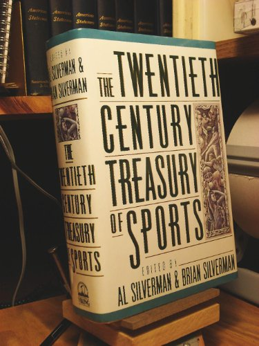 9780670846627: The Twentieth Century Treasury of Sports