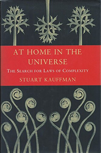 9780670847358: At Home in the Universe: The Search For Laws of Self-Organizationand Complexity: The Search for Laws of Complexity