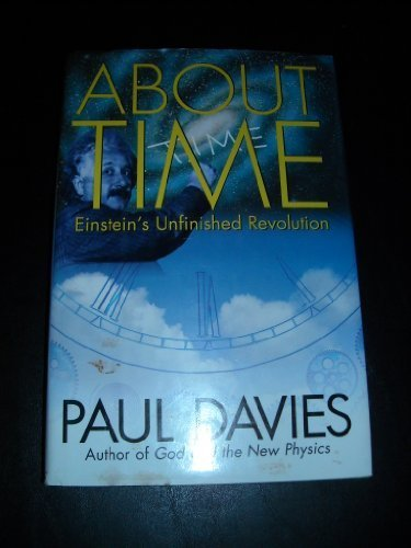 9780670847617: About Time: Einstein's Unfinished Revolution