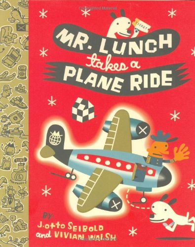 9780670847754: Mr Lunch Takes a Plane Ride (Viking Kestrel picture books)