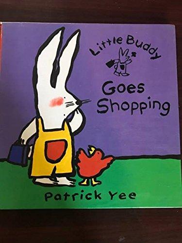 9780670848041: Little Buddy Goes Shopping (Viking Kestrel picture books)