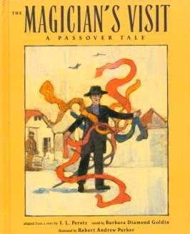 9780670848409: The Magician's Visit: A Passover Tale (Viking Kestrel picture books)