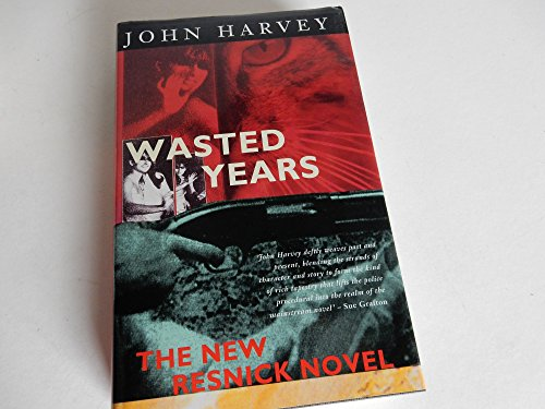 Wasted Years SIGNED COPY