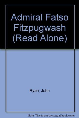 9780670849017: Admiral Fatso Fitzpugwash (Read Alone)