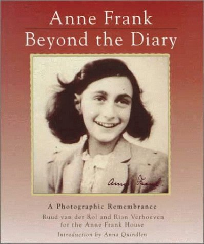 9780670849321: Anne Frank: Beyond the Diary - A Photographic Remembrance