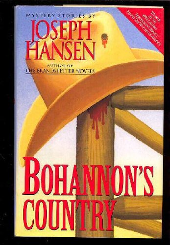9780670849420: Bohannon's Country: Mystery Stories