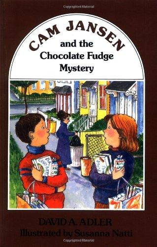 9780670849680: Cam Jansen: The Chocolate Fudge Mystery #14