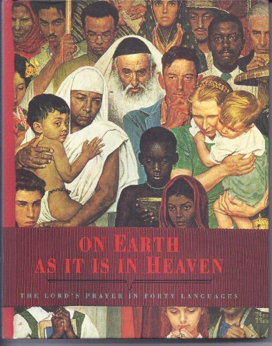 9780670850112: On Earth as It Is in Heaven: The Lord's Prayer in 40 Languages