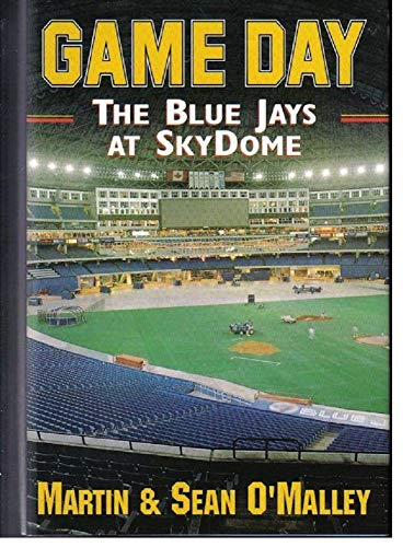Game Day The Blue Jays At Skydome: Martin & Sean O'Malley