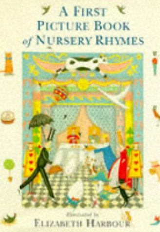 9780670850303: A First Picture Book of Nursery Rhymes (Viking Kestrel picture books)