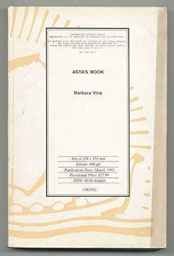 9780670850433: Asta's Book