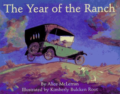 The Year of the Ranch (Viking Kestrel: Alice McLerran