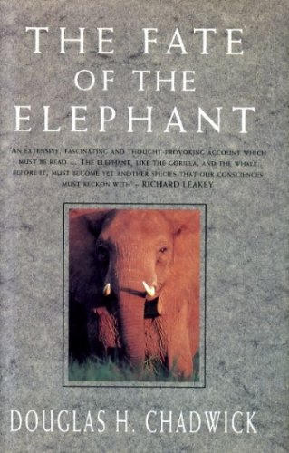 9780670851416: The fate of the elephant