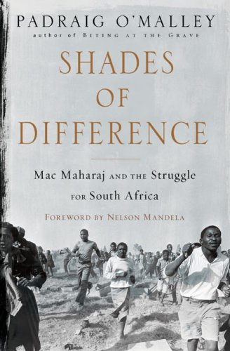 9780670852338: Shades of Difference: Mac Maharaj and the Struggle for South Africa