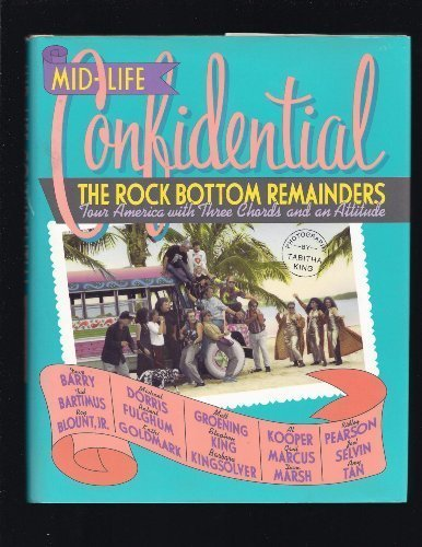 MID LIFE CONFIDENTIAL THE ROCK BOTTOM RE: TAN,AMY