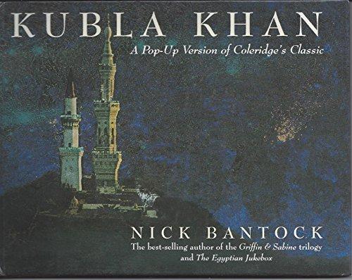 9780670852420: Kubla Khan: A Pop-Up Version of Coleridge's Classic