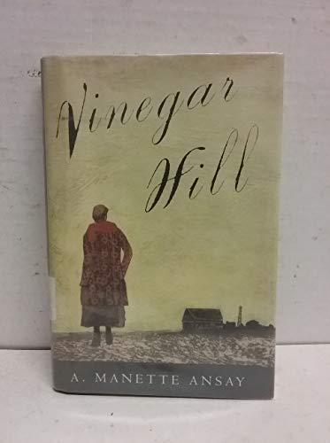 9780670852536: Vinegar Hill: A Novel