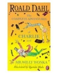 9780670852543: The Complete Adventures of Charlie and Mr.Willy Wonka