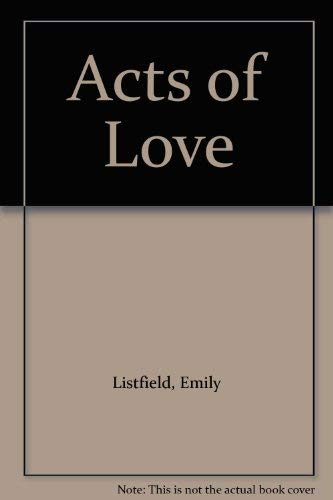 9780670852789: Acts of Love