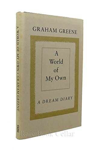 9780670852796: A World of My Own: A Dream Diary