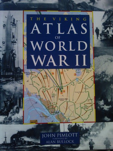 9780670853731: The Viking Atlas of World War II