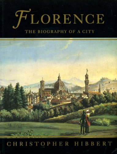 9780670854158: Florence: Biography of a City(T