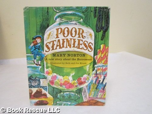 9780670854271: Poor Stainless: The Last Borrowers Story