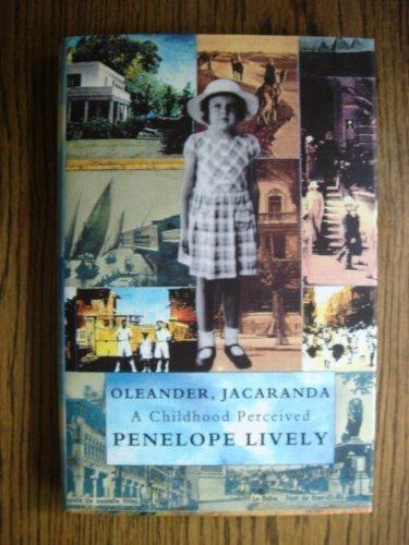 9780670854707: 'OLEANDER, JACARANDA: A CHILDHOOD PERCEIVED'