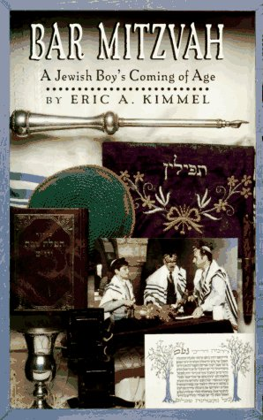 9780670855407: Bar Mitzvah: A Jewish Boy's Coming of Age