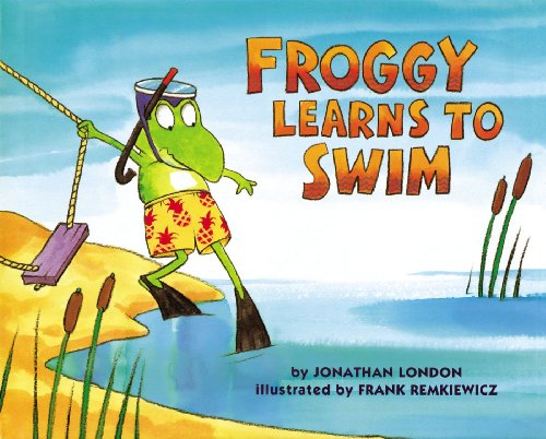 9780670855513: Froggy Learns to Swim