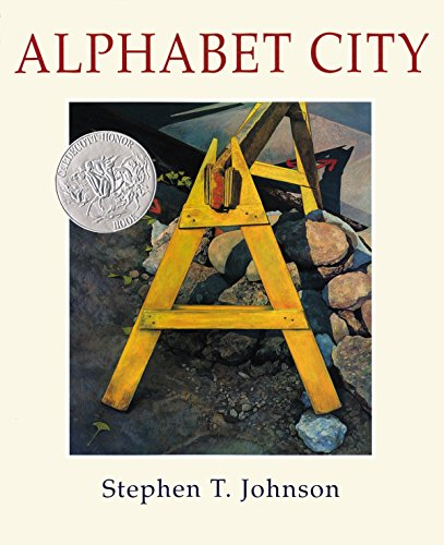 9780670856312: Alphabet City (Caldecott Honor Book)