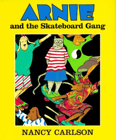 9780670857227: Arnie and the Skateboard Gang