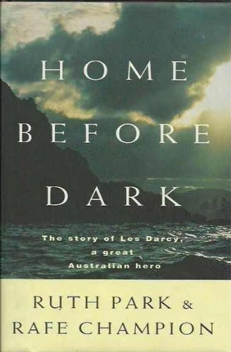 9780670857395: Home before Dark
