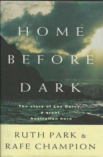 Home before Dark: Park, Ruth; et