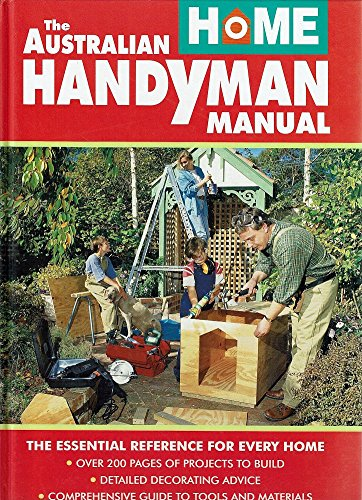 9780670858217: The Australian Home Handyman Manual