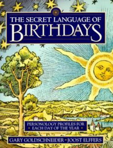 9780670858576: SECRET LANGUAGE OF BIRTHDAYS